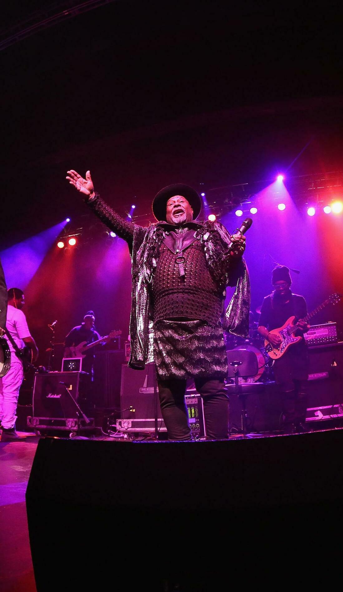A Parliament Funkadelic live event
