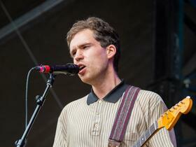 Parquet Courts with Naomi Punk