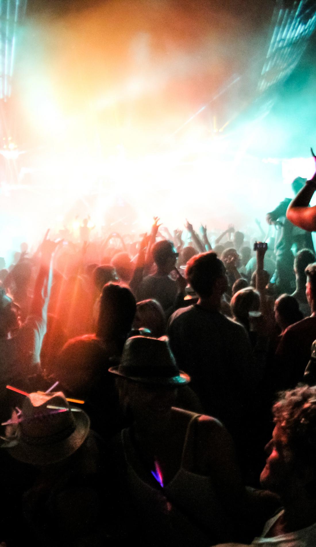 A Party Favor live event
