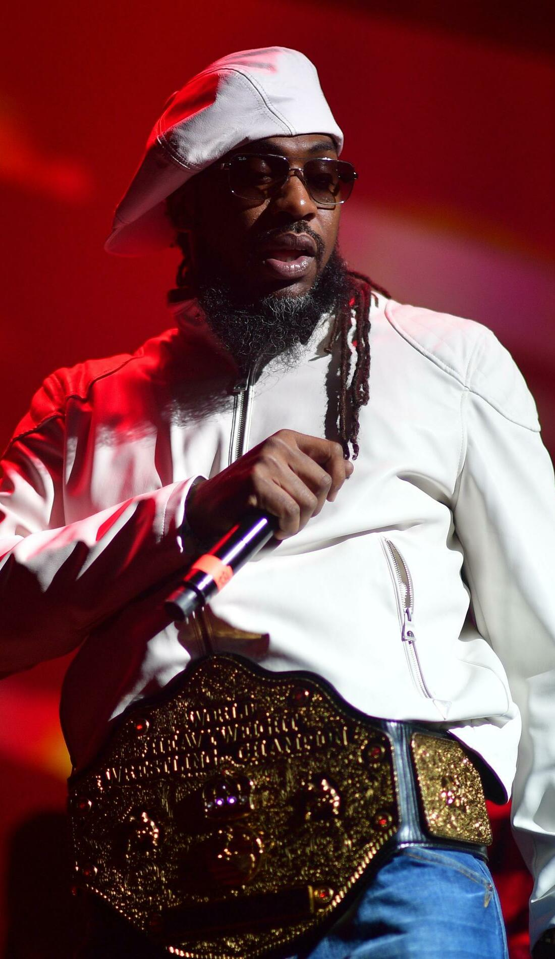 A Pastor Troy live event