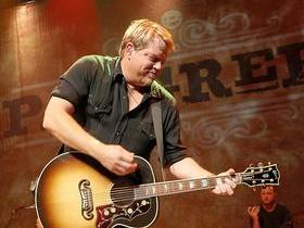 Pat Green with Justin Adams
