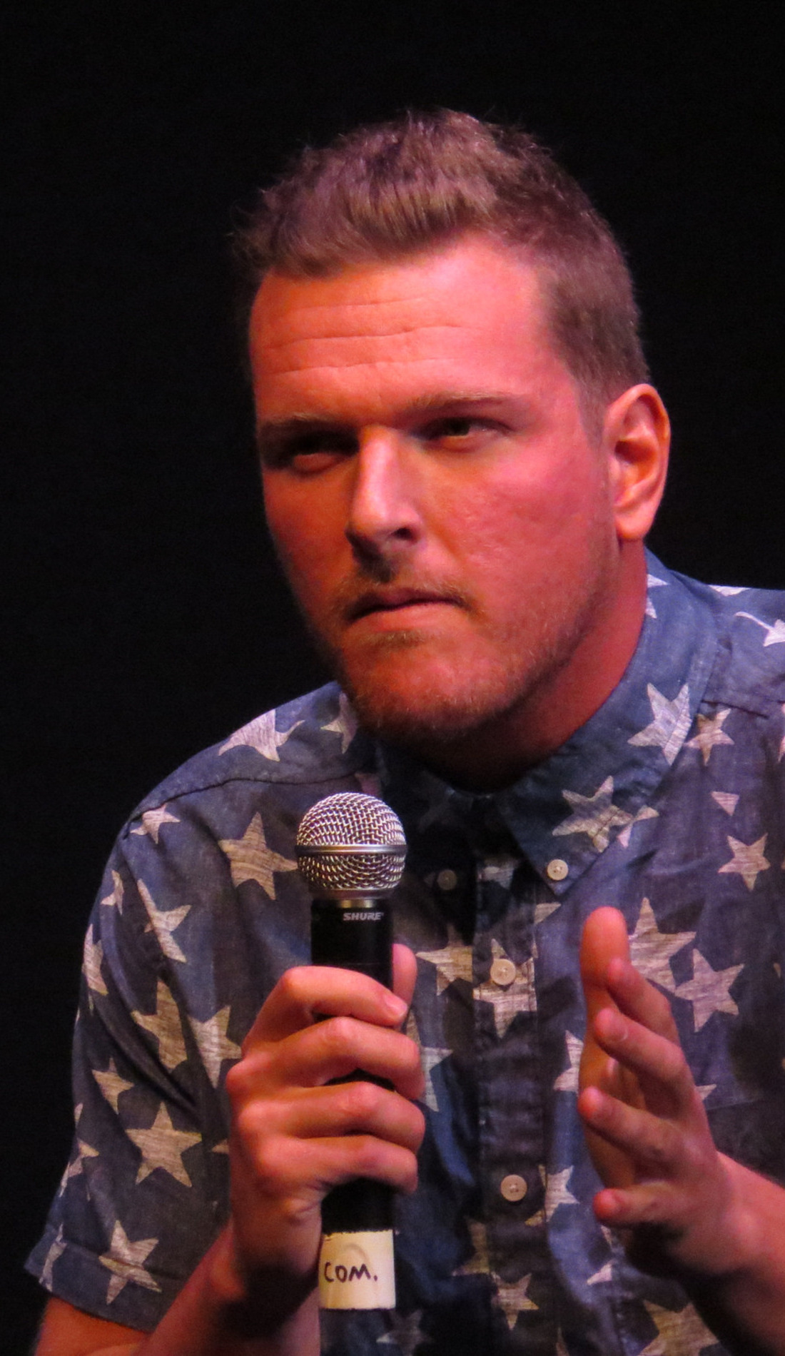 A Pat McAfee live event