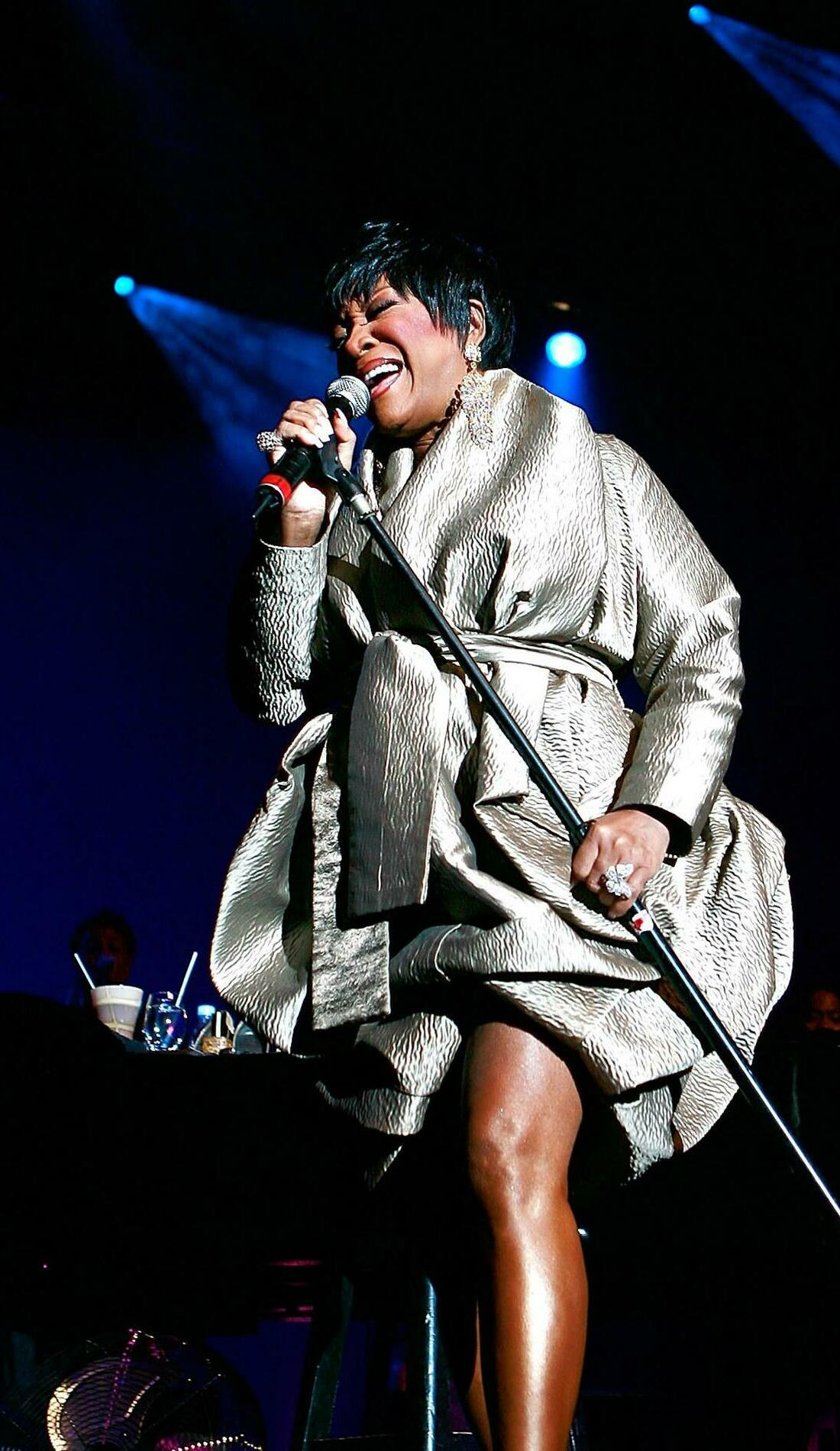 A Patti LaBelle live event