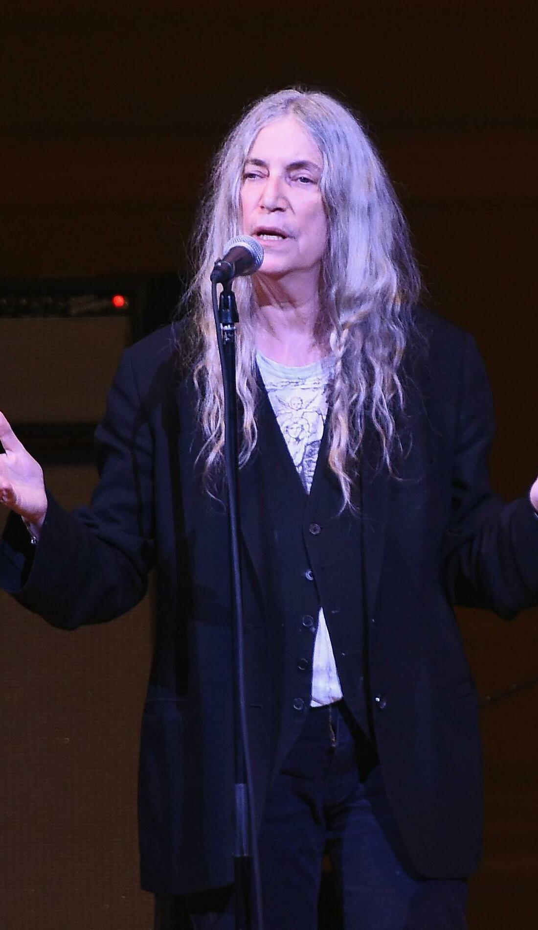 A Patti Smith live event
