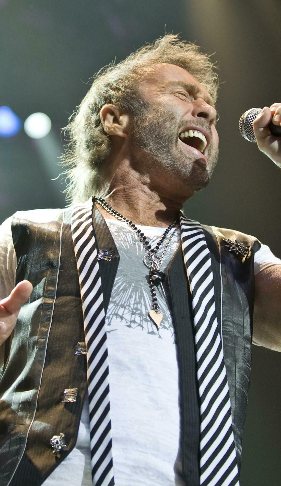 A Paul Rodgers live event