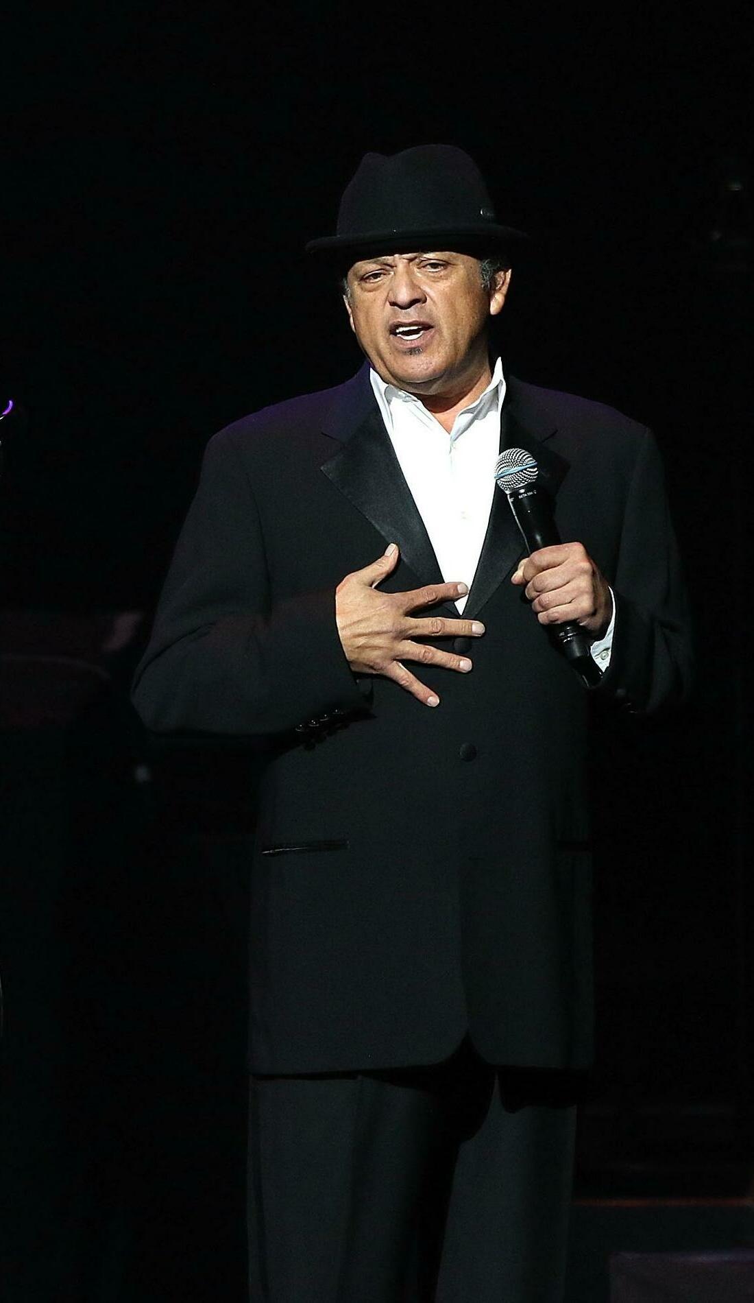 A Paul Rodriguez live event
