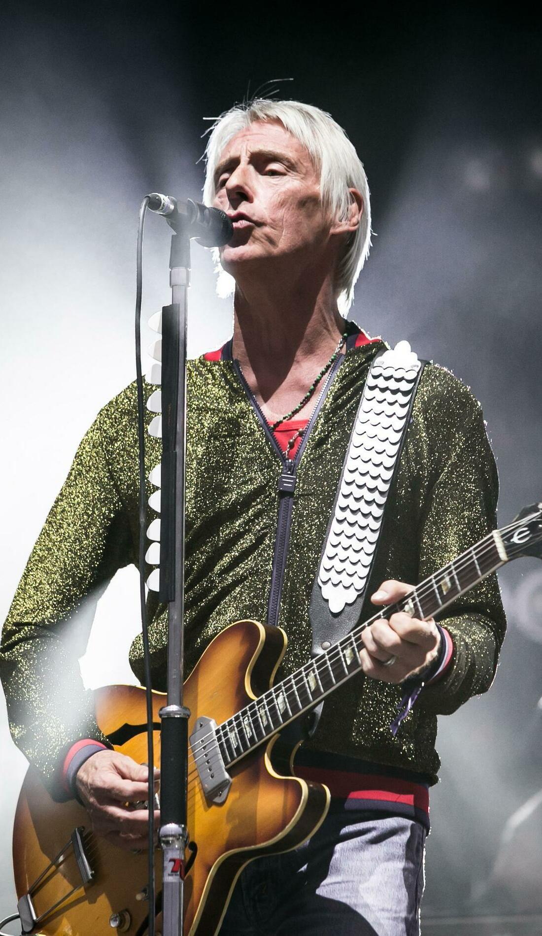 A Paul Weller live event