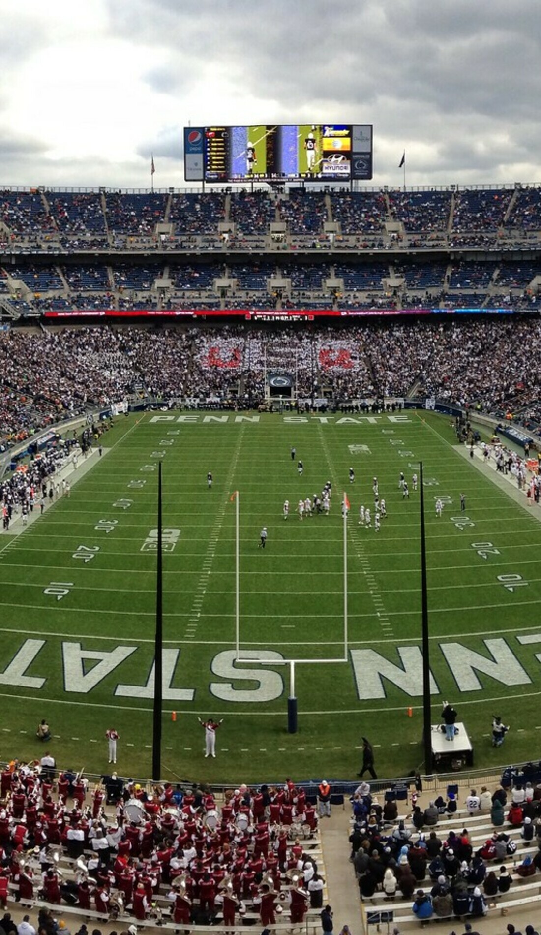 A Penn State Nittany Lions Football live event