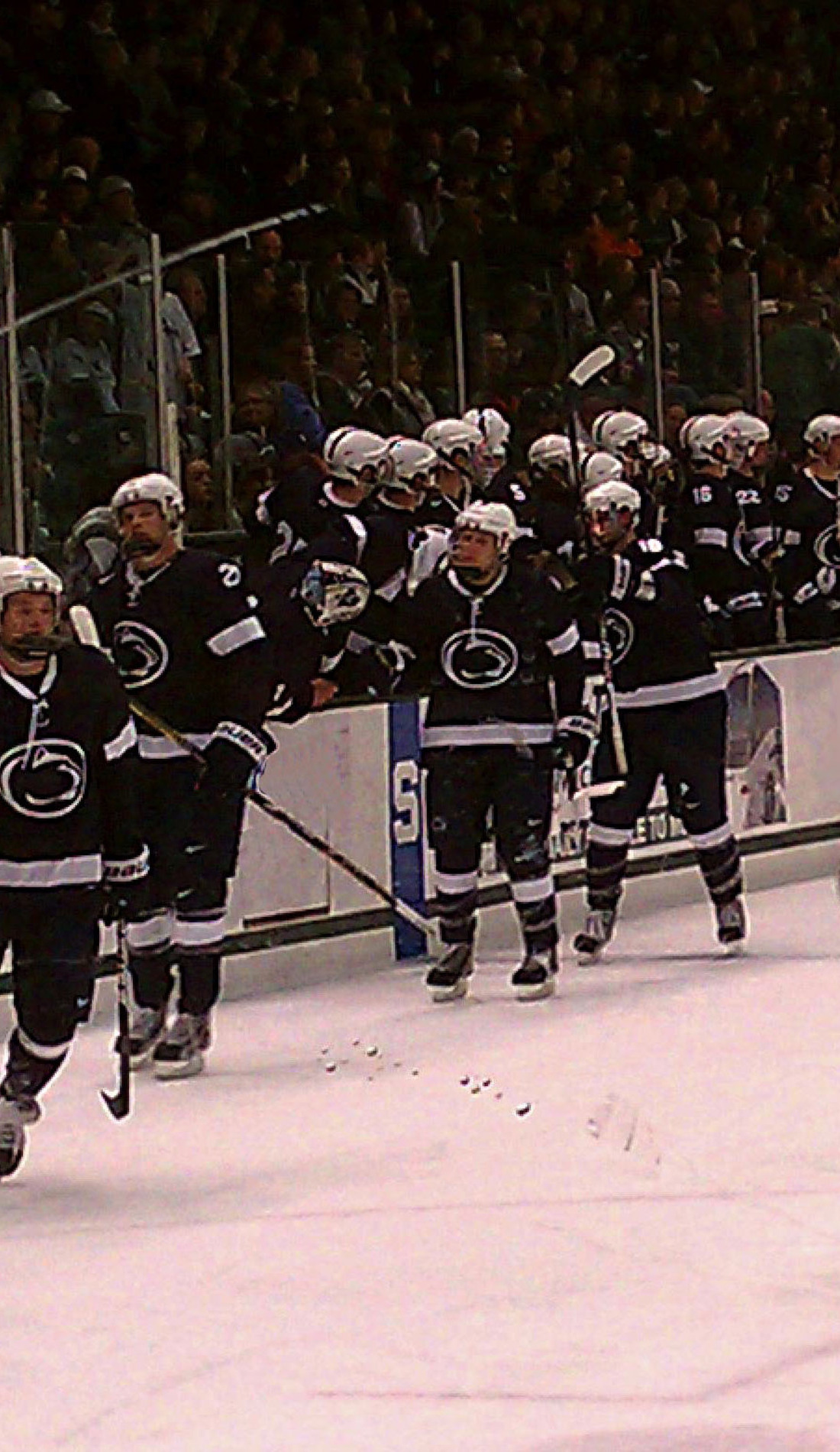 A Penn State Nittany Lions Hockey live event