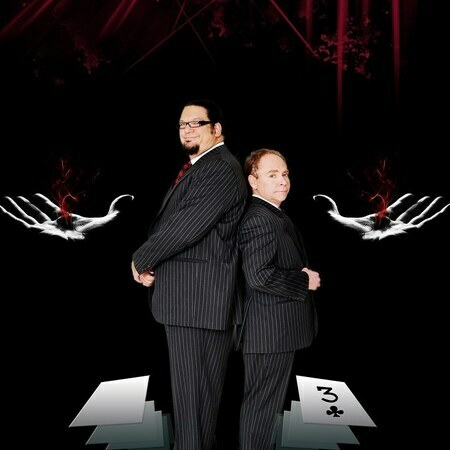 Penn Teller Las Vegas Tickets Penn And Teller Theater At Rio Las Vegas July 7 15 2021 At 3 30 Am Seatgeek