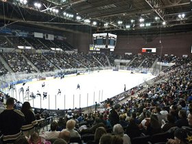 Pensacola Ice Flyers at Macon Mayhem