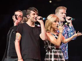 Pentatonix with Echosmith
