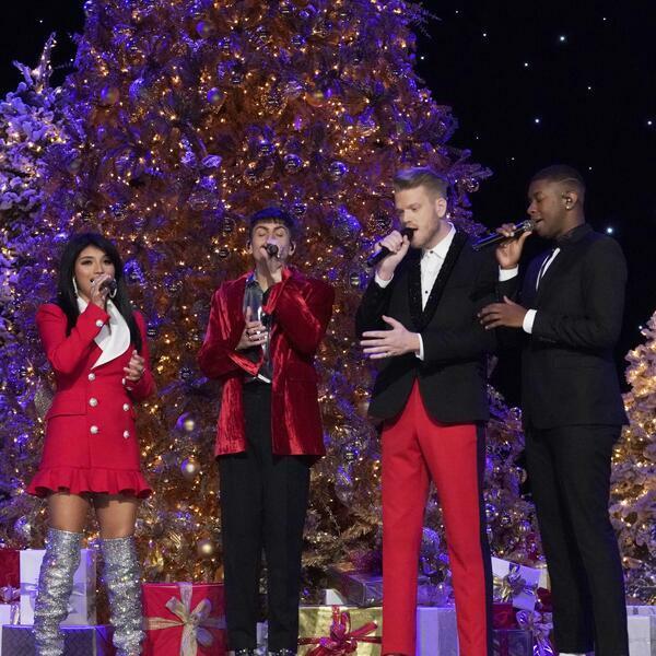 Pentatonix Christmas Special 2019.Pentatonix Concert Tickets And Tour Dates Seatgeek