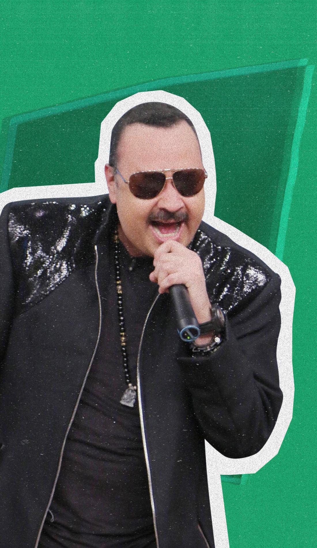 A Pepe Aguilar live event