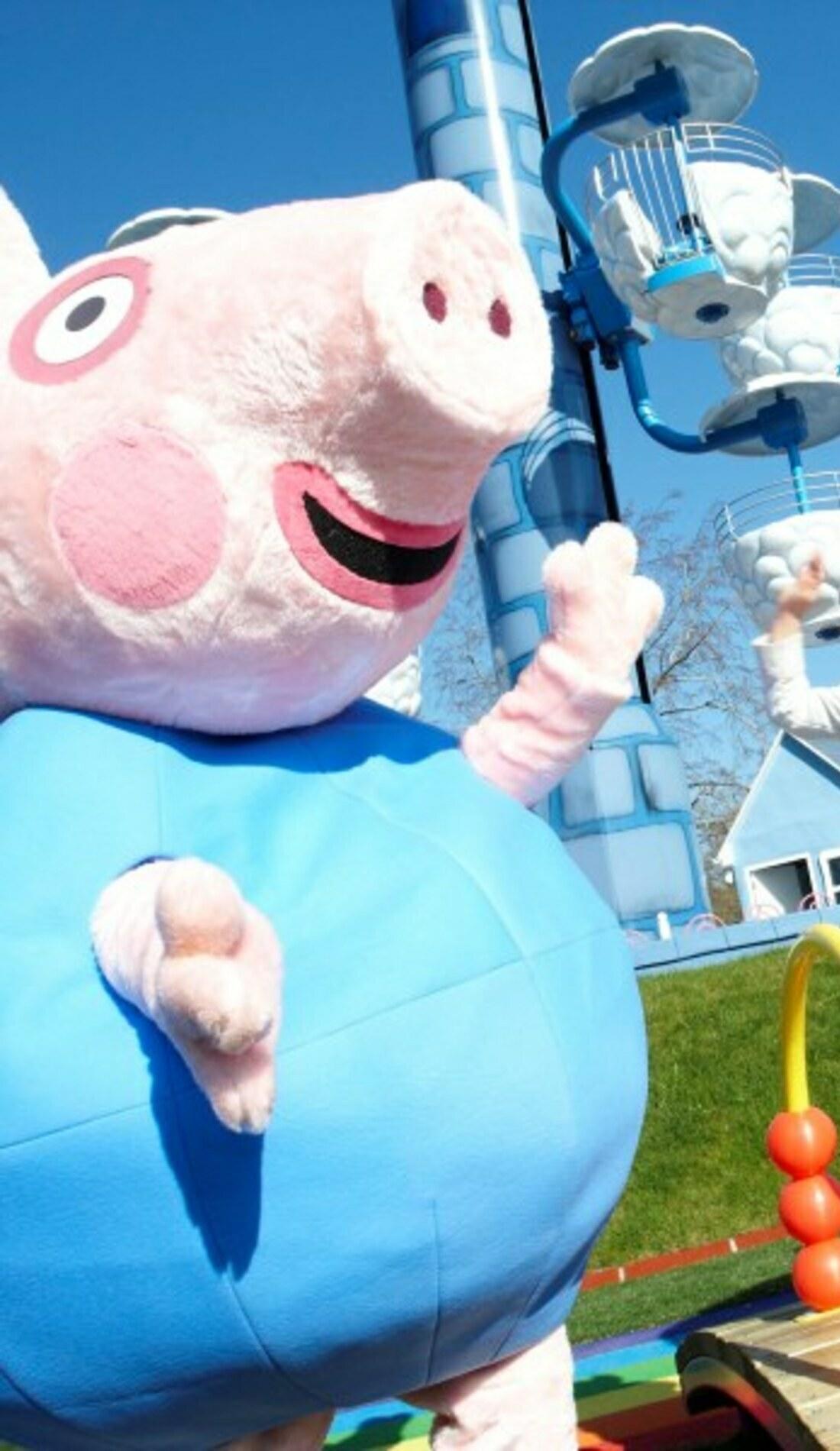 A Peppa Pig live event
