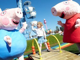 Advertisement - Tickets To Peppa Pig