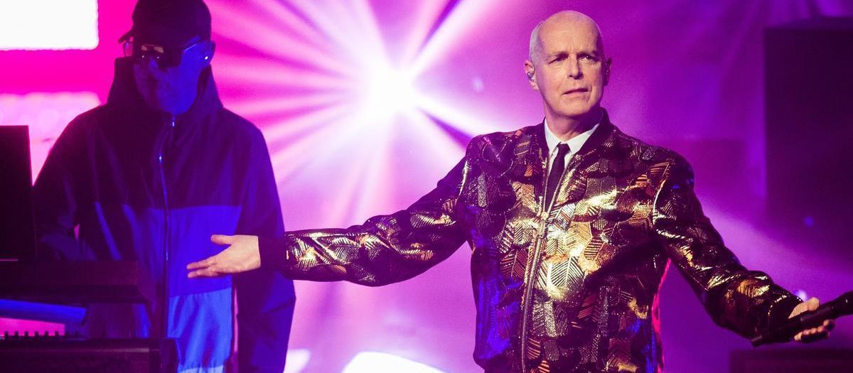 Pet Shop Boys Electric Tickets