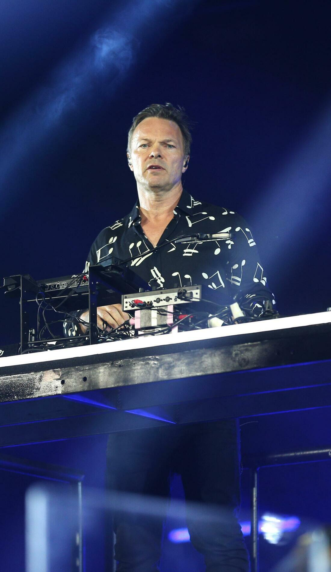 A Pete Tong live event