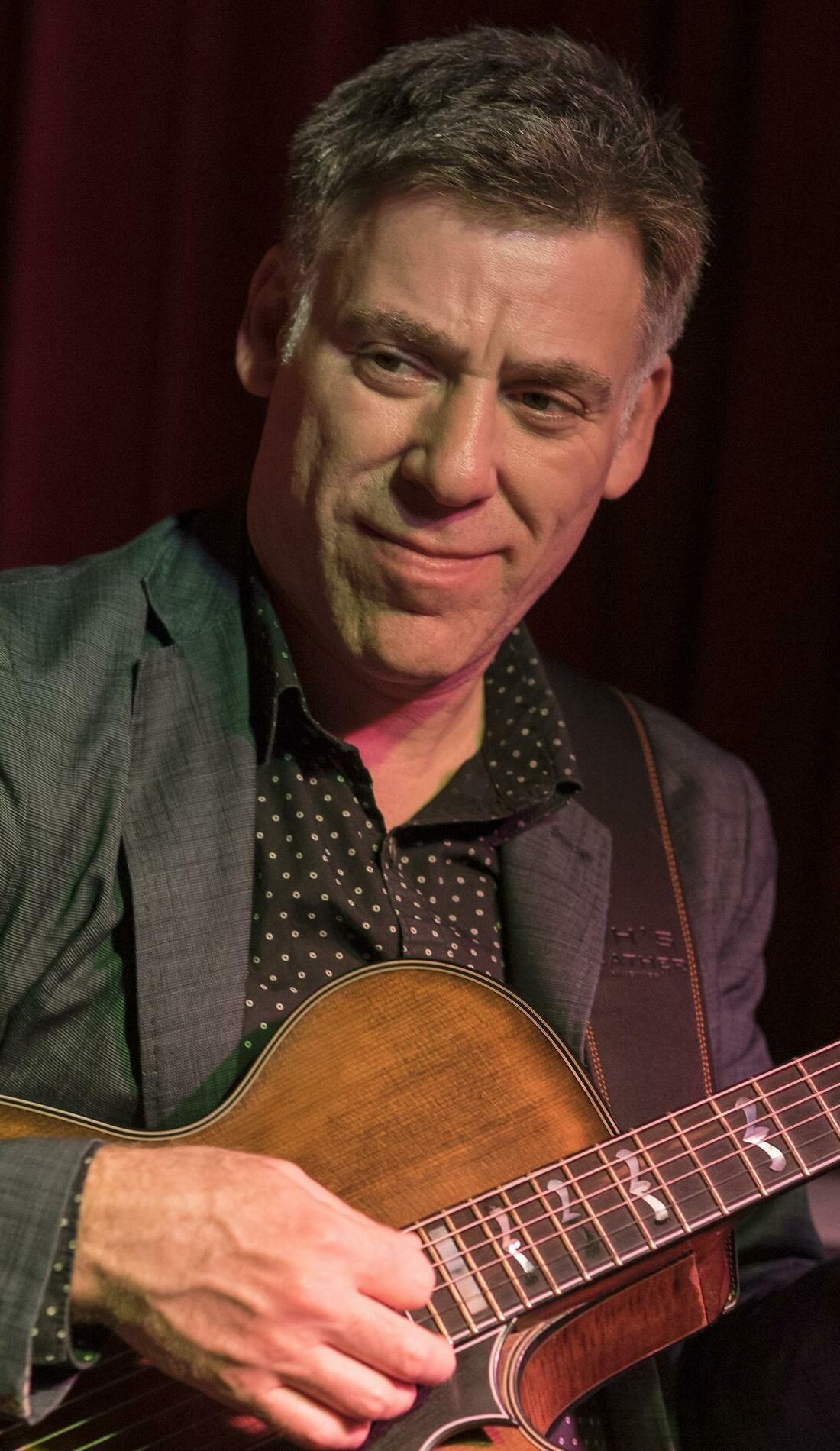 A Peter Bernstein live event