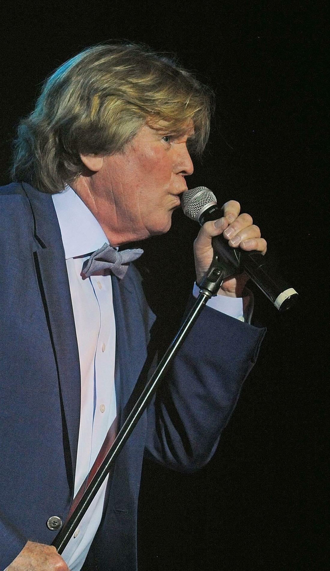 A Peter Noone live event