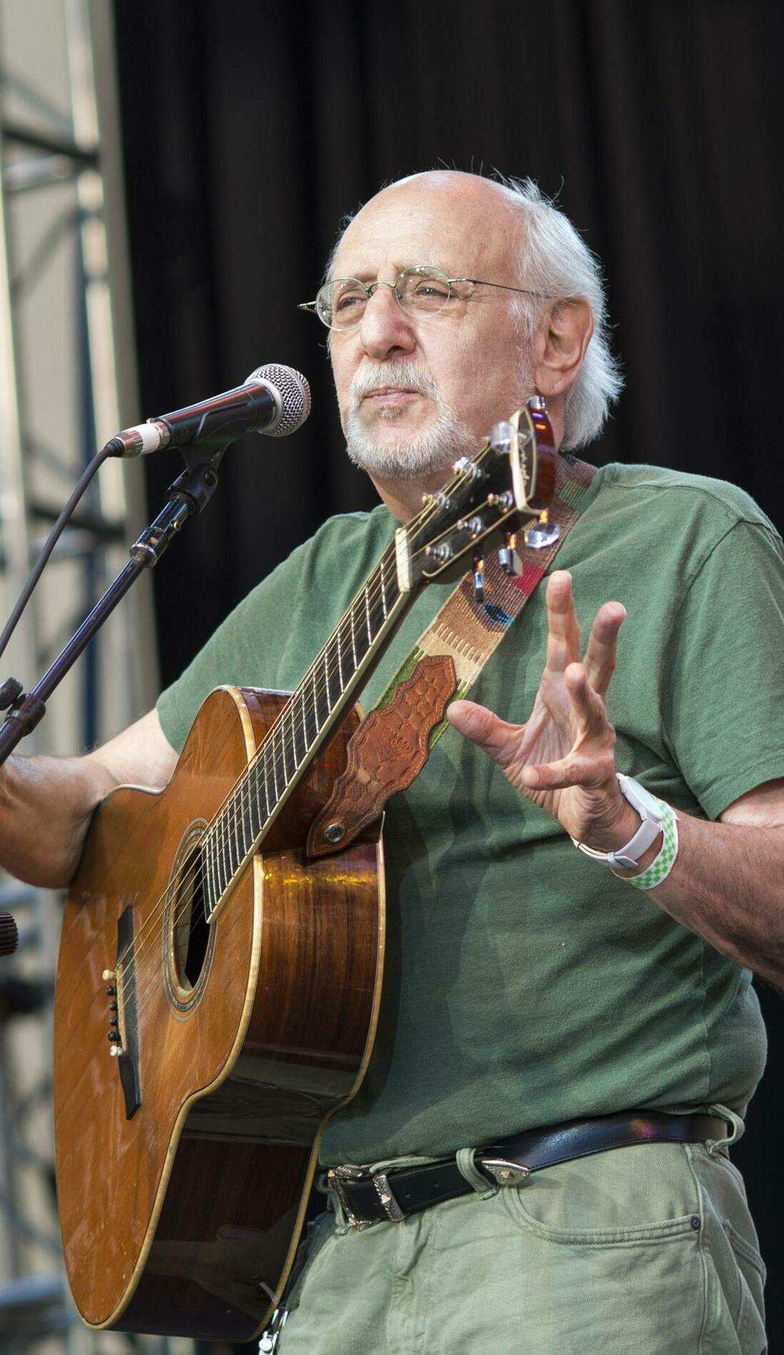 A Peter Yarrow live event