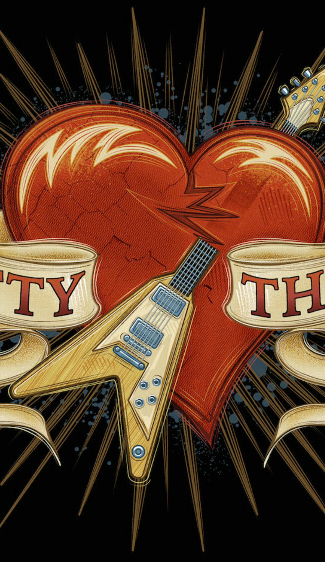 A Petty Theft live event