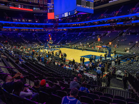Golden State Warriors at Philadelphia 76ers