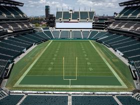 Carolina Panthers at Philadelphia Eagles