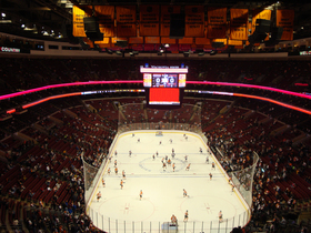 Detroit Red Wings at Philadelphia Flyers