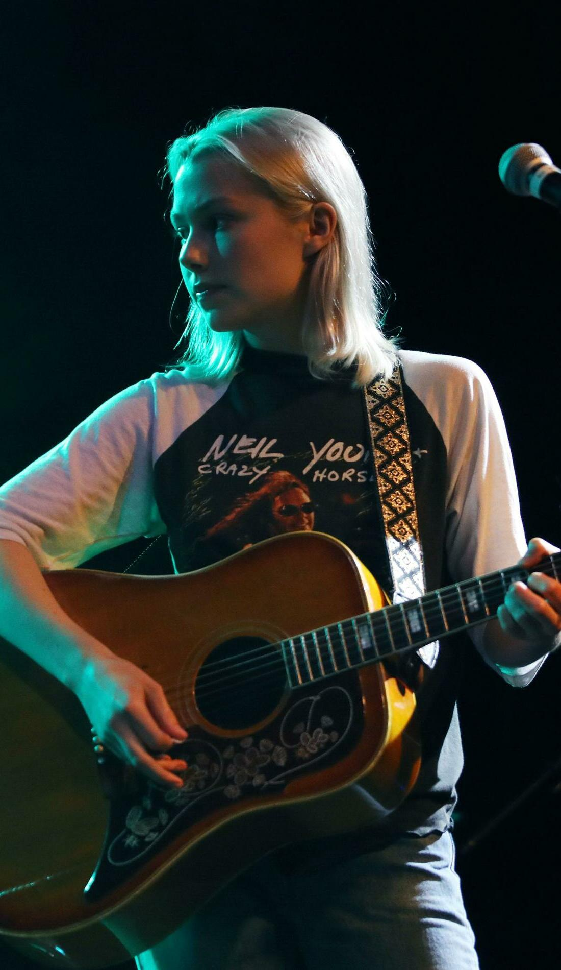 A Phoebe Bridgers live event