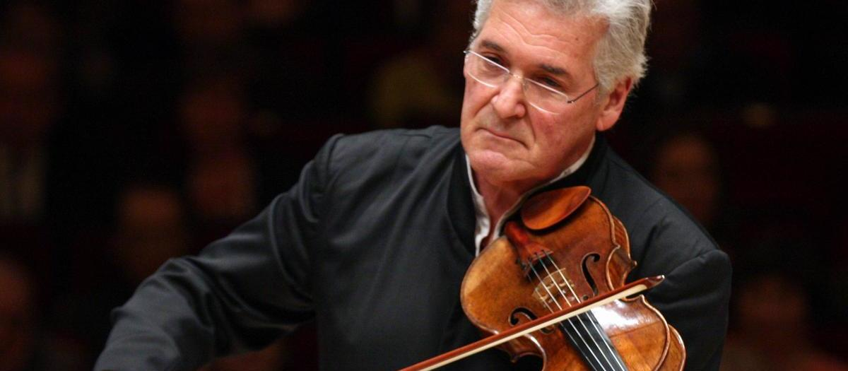 Pinchas Zukerman Tickets