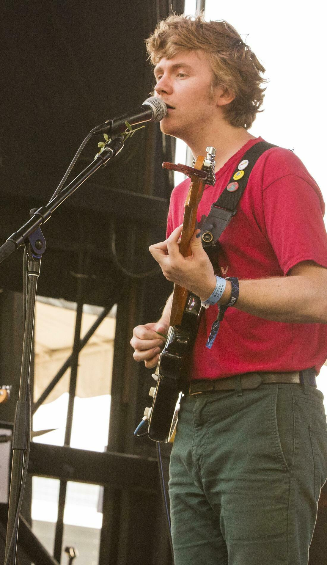 A Pinegrove live event