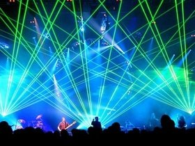 Advertisement - Tickets To Pink Floyd Laser Spectacular