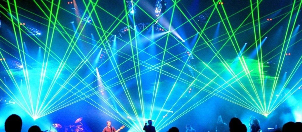 Pink Floyd Laser Spectacular Parking Passes