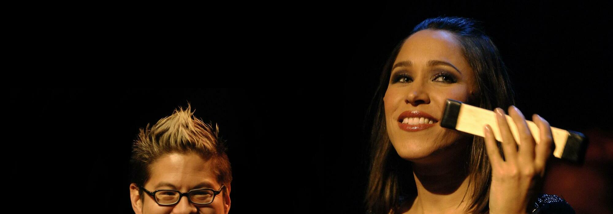 A Pink Martini live event