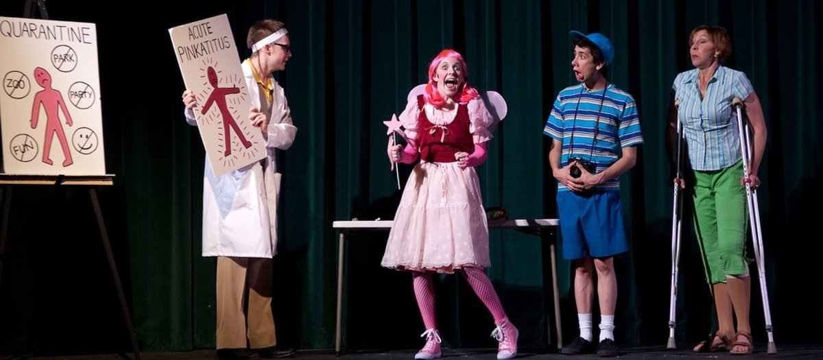 Pinkalicious Tickets