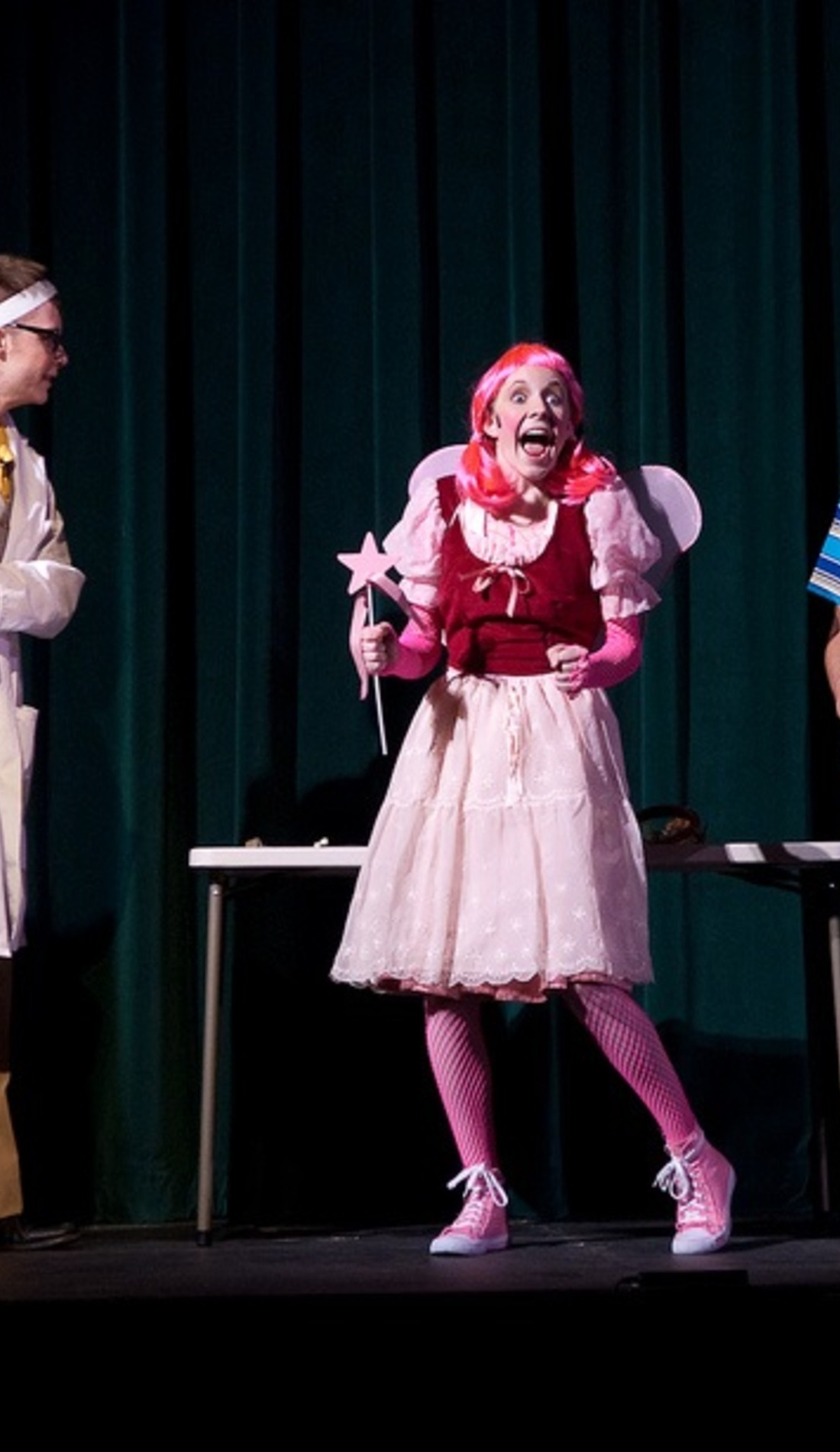 A Pinkalicious live event
