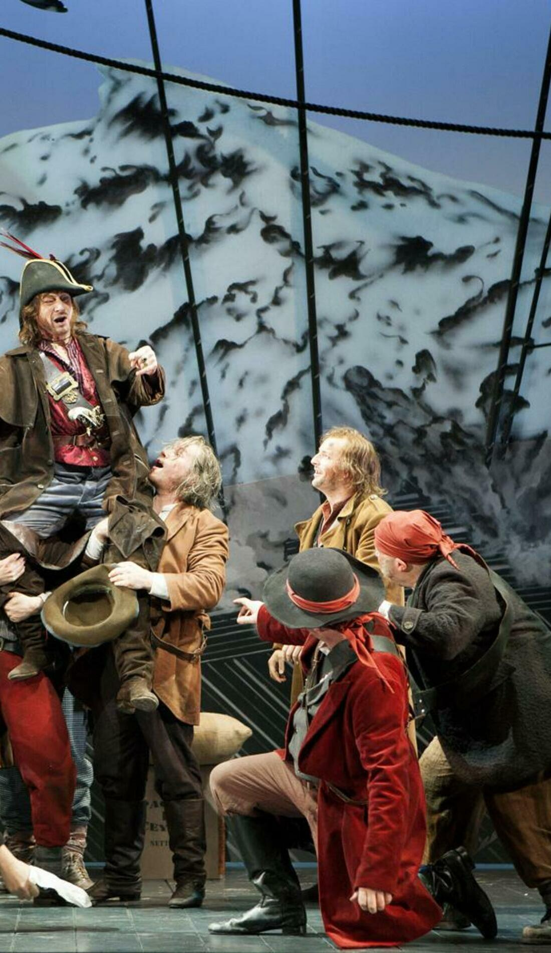 A Pirates of Penzance live event