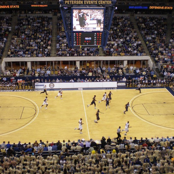 Pittsburgh Panthers Basketball