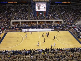 West Virginia Mountaineers at Pittsburgh Panthers Basketball