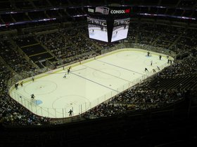 Pittsburgh Penguins at Vancouver Canucks