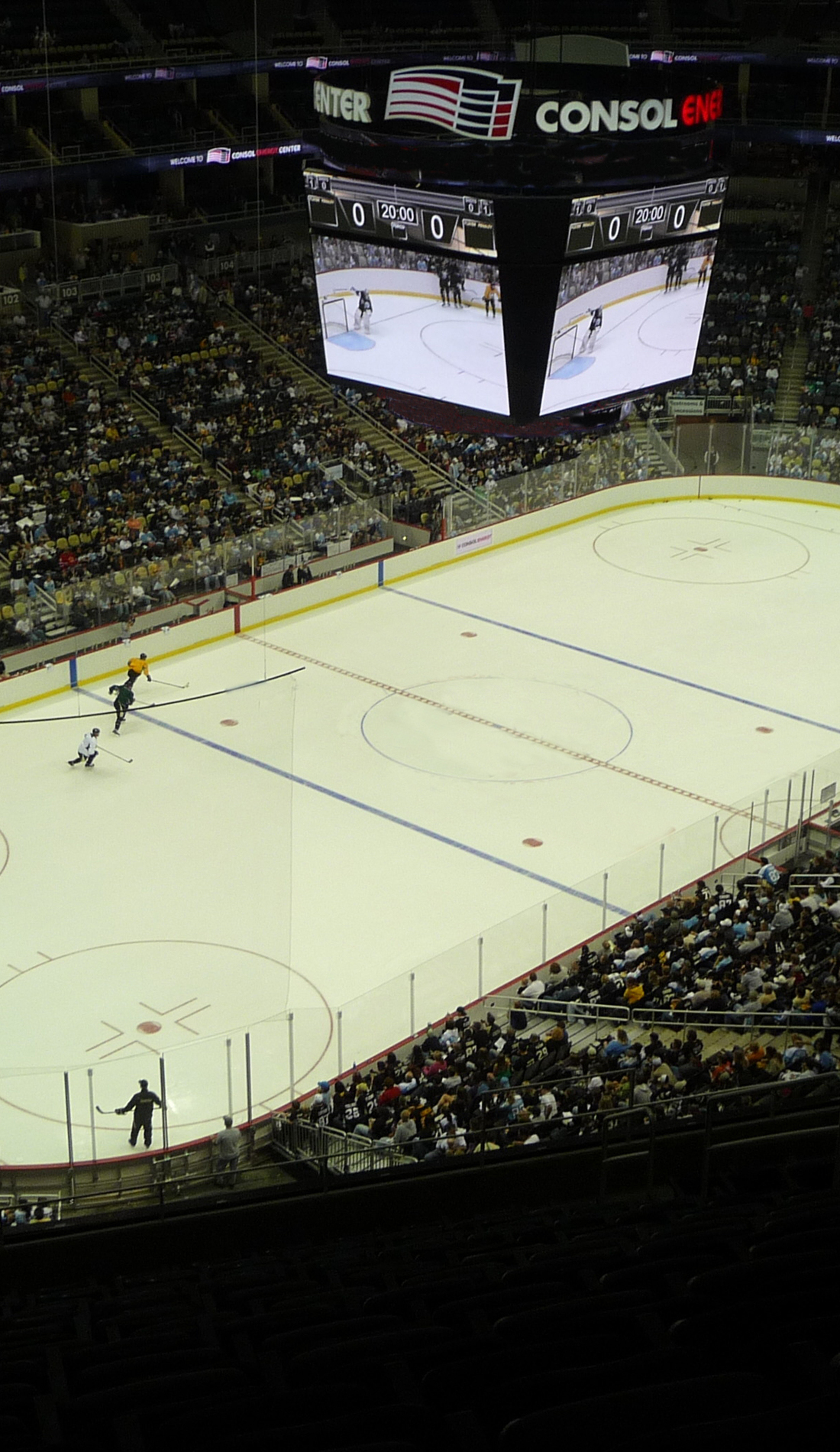 A Pittsburgh Penguins live event