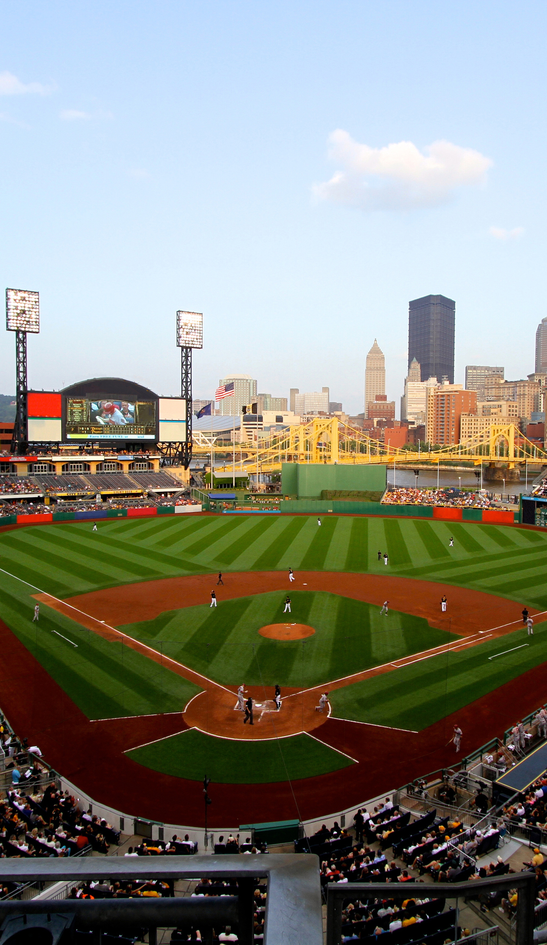 A Pittsburgh Pirates live event