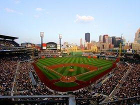 San Francisco Giants at Pittsburgh Pirates
