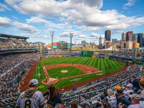 Cincinnati Reds at Pittsburgh Pirates