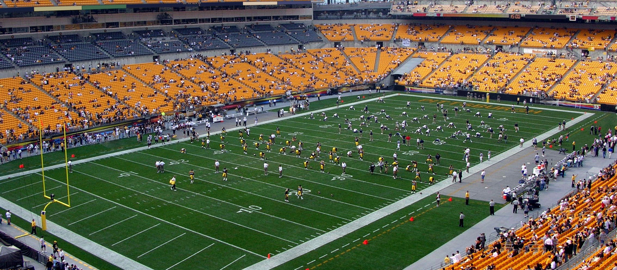 photo relating to Pittsburgh Steelers Printable Schedule titled Pittsburgh Steelers Tickets Routine SeatGeek