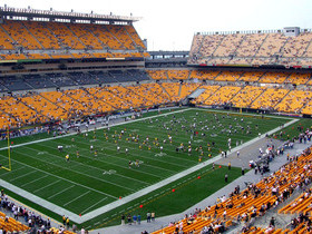 Buffalo Bills at Pittsburgh Steelers at Heinz Field in Pittsburgh, PA
