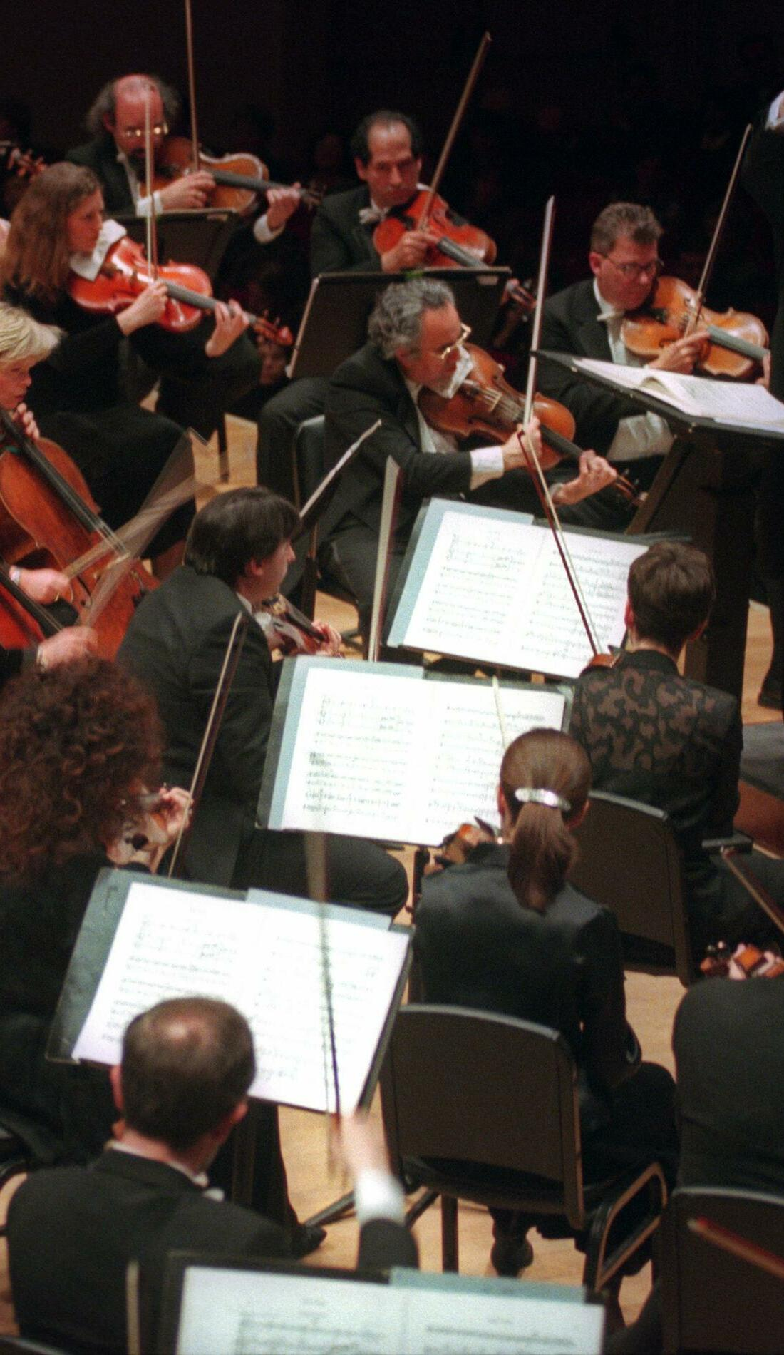 A Pittsburgh Symphony Orchestra live event