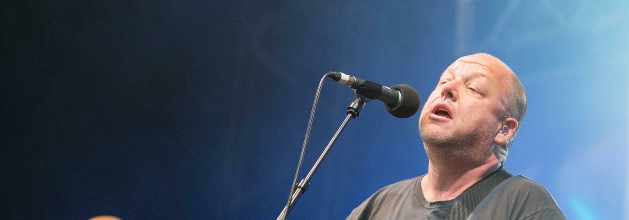 A Pixies live event