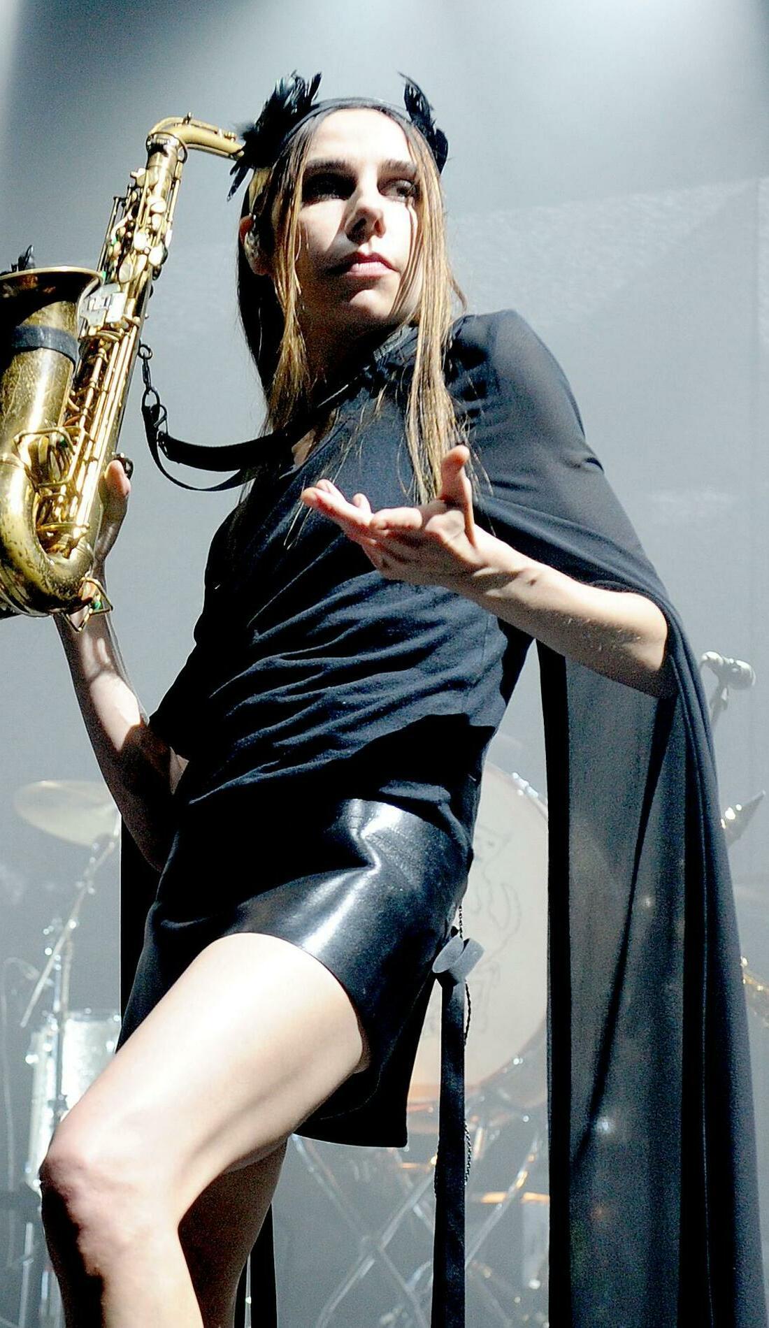 A PJ Harvey live event